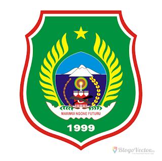 Provinsi Maluku Utara Logo Vector Cdr In 2020 Vector Logo Maluku Vector