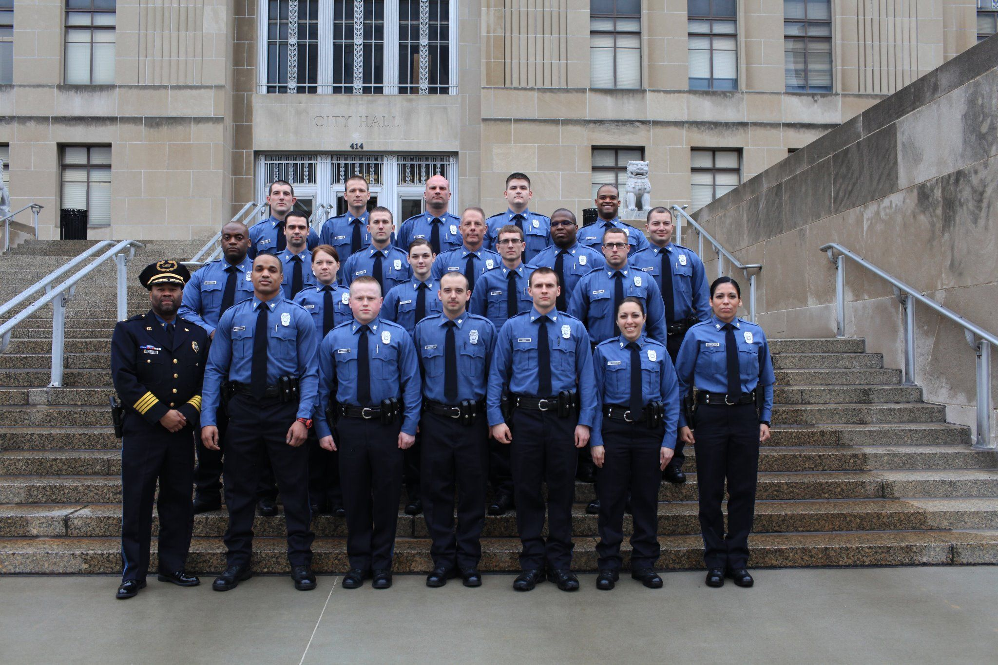 Meet Your Newest Kansas City Missouri Police Officers Their