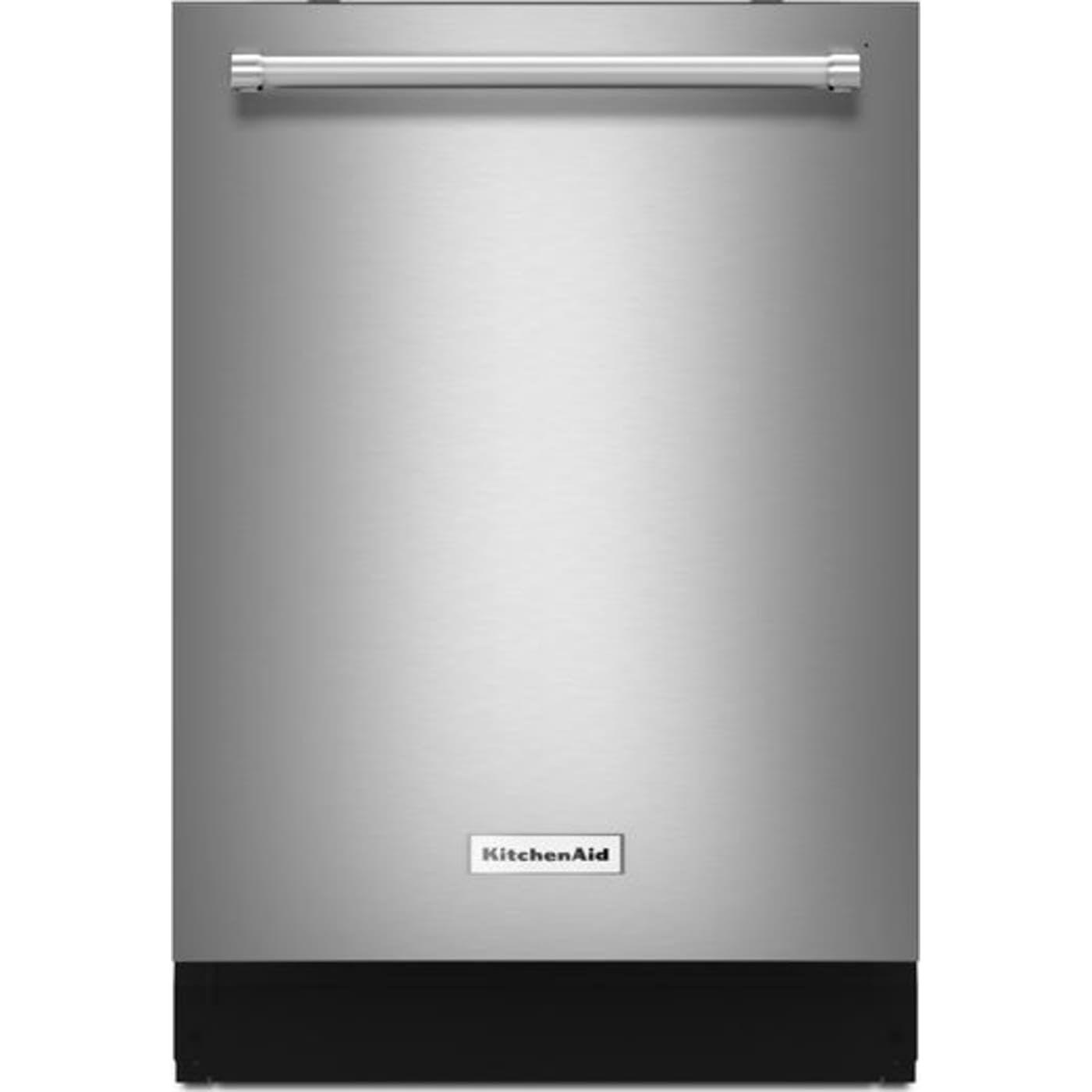 Kdte304gps by kitchenaid fully integrated dishwashers