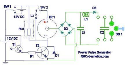 Power Pulse Generator Circuit Diagram - Wiring Diagram Online on high voltage multiplier circuit diagram, power supply circuit diagram, diesel generator parts diagram, high voltage power supply, x-ray tube circuit diagram, voltage regulator circuit diagram, generator schematic diagram,