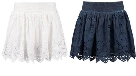 10d611529 Pepe Jeans Fifi Falda Plisada 800white vestidos y faldas plisada ...