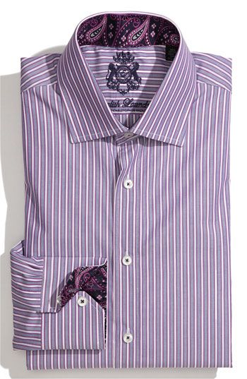English Laundry Trim Fit Dress Shirt Mens Shirt Dress Stylish