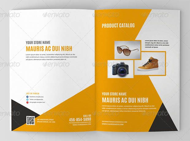 product brochure template sample brochures templates product