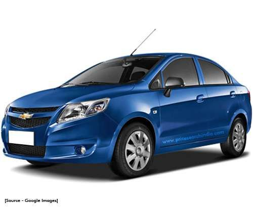 Chevrolet Sail Price In India Specifications And Review