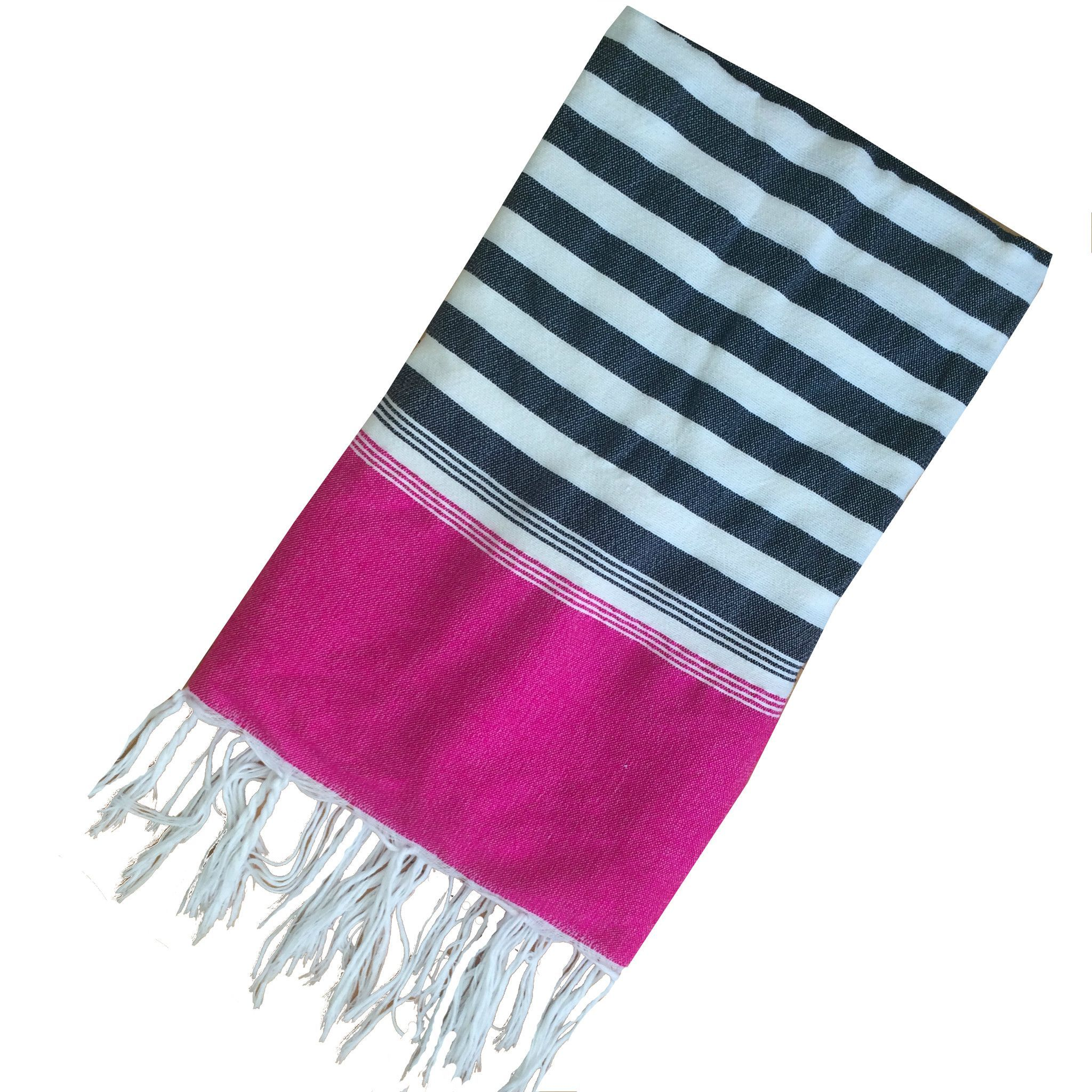 Hammam towel hammam towels hammam neon pink