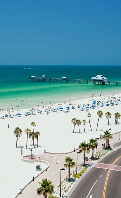 Clearwater Beach Ta Tampa Florida If You Are Looking For A With Lot Of Things To Do Then Is The Pla