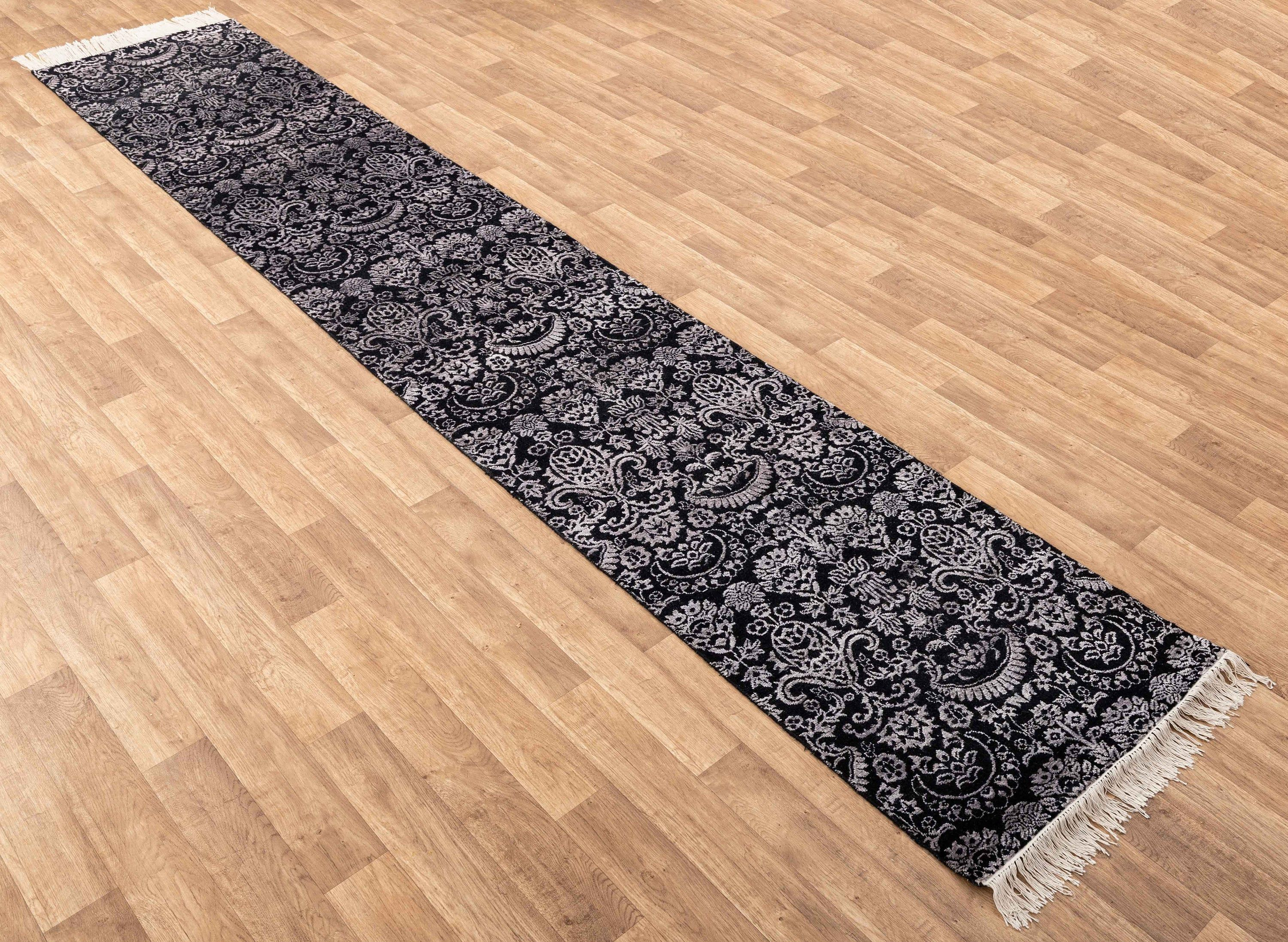 2 7x14 10 Ft Handmade Wool Runner Rug 8040 Etsy In 2020 Wool Runner Rug Rugs Rug Runner