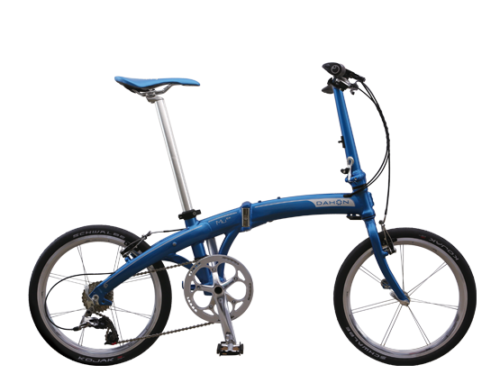 Dahon Mu Ex Folding Bike Bicycle Bike