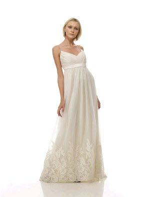Cotton Beach Wedding Dresses