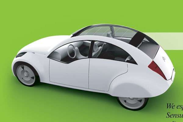 2cv Concept I Would Be First In Line If Citroen Ever Gives This Classic A Modern Upgrade Retro Cars Citroen 2cv Futuristic Cars