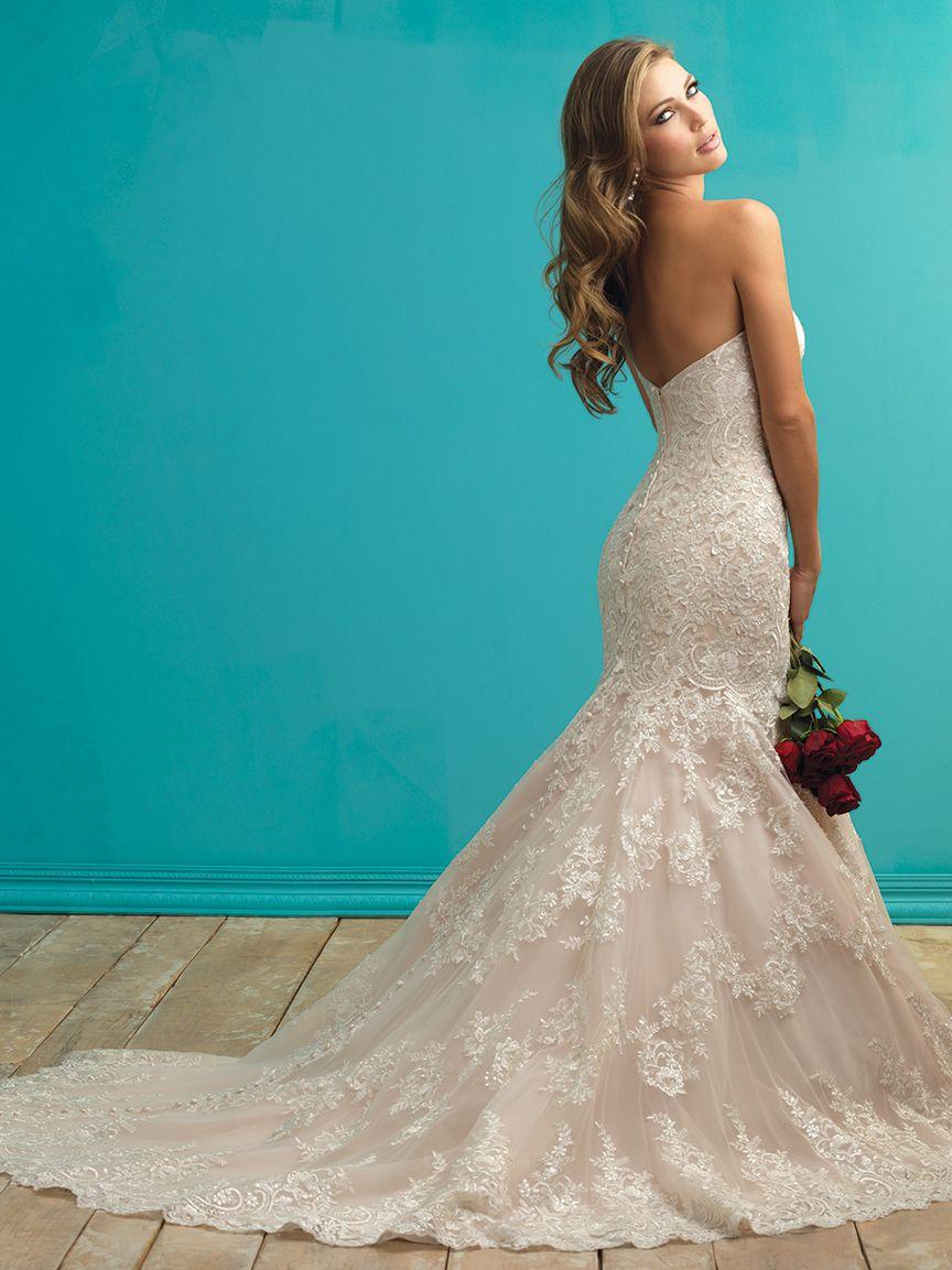 Allure Bridals Collection 2015 2016 Wedding Dress Wedding Dresses ...