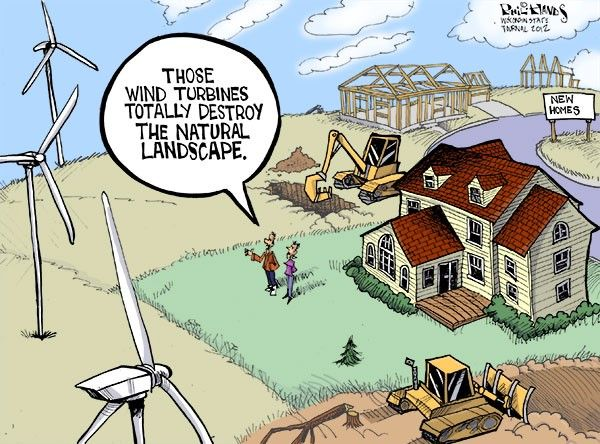 """NIMBY (an acronym for the phrase """"Not In My Back Yard ..."""