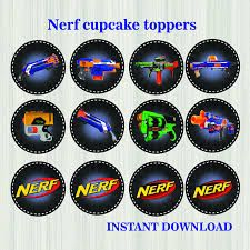 image result for nerf target party invitation free printable diy