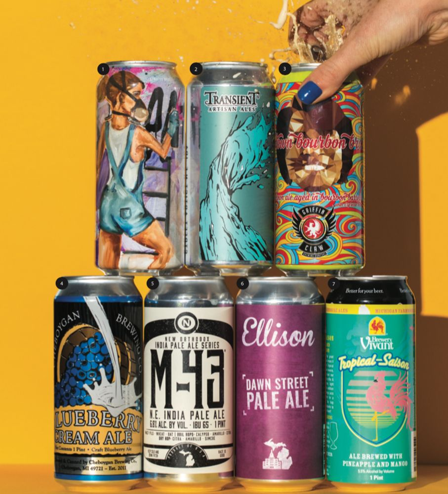 7 Local Brews That Look As Good As They Taste Brewing Craft