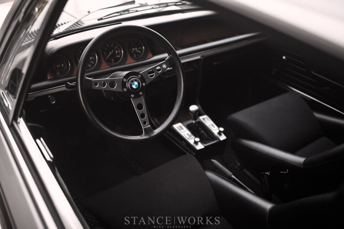 Bmw E9 Csl Batmobile Interior Bmw E9 Bmw Design Bmw