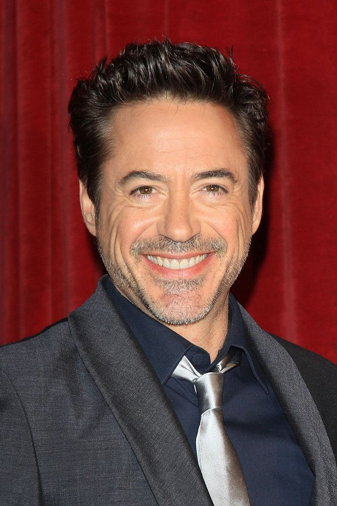 Robert Downey Jr. Photos Photos - Robert Downey Jr & Jude Law attend the…