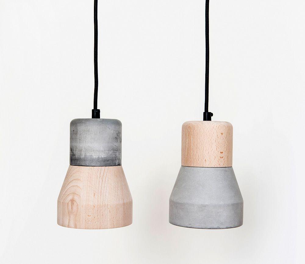 CementWood BY THNKK STUDIO | Design Lamp | Pinterest | Studio ...