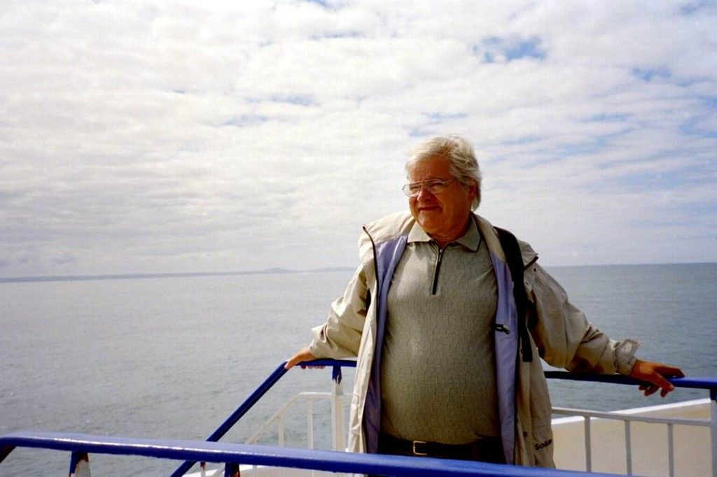 Traveling with Stena Line Ferry from Rosslare to Fishguard