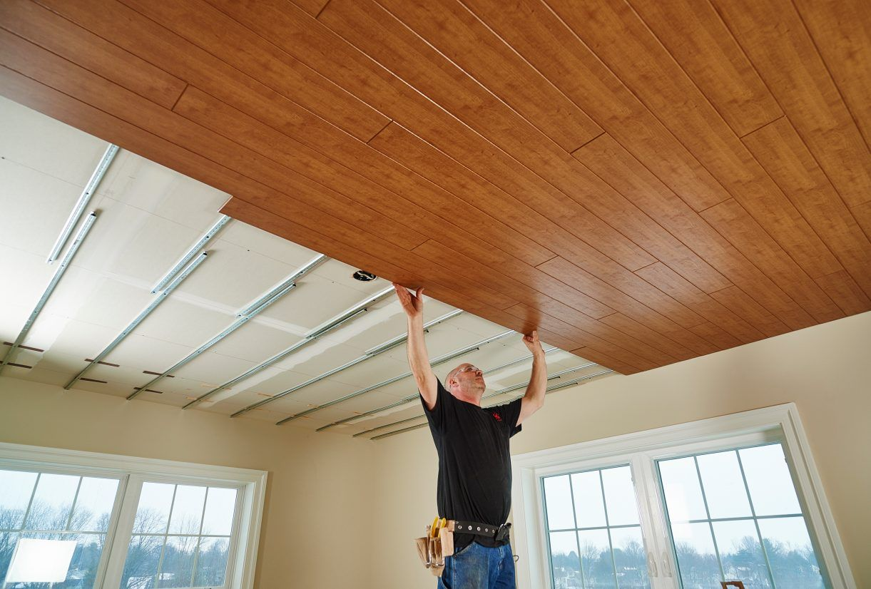 Plank Ceiling | lincoln | Plank, Plank ceiling, Lincoln