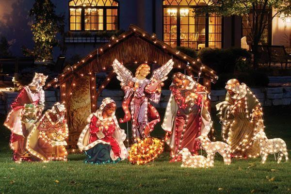 elegant outdoor christmas decor - Google Search new house