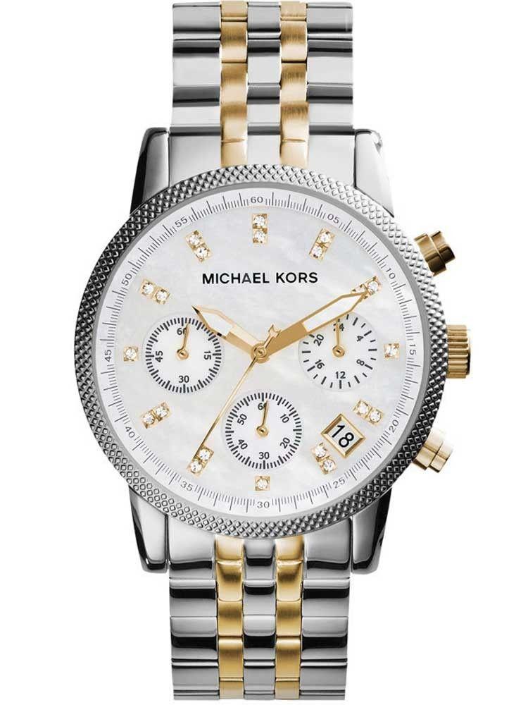 Michael Kors Ladies Ritz Watch Mk5057 B I J O U X