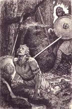 Αποτέλεσμα εικόνας για siegfried's death