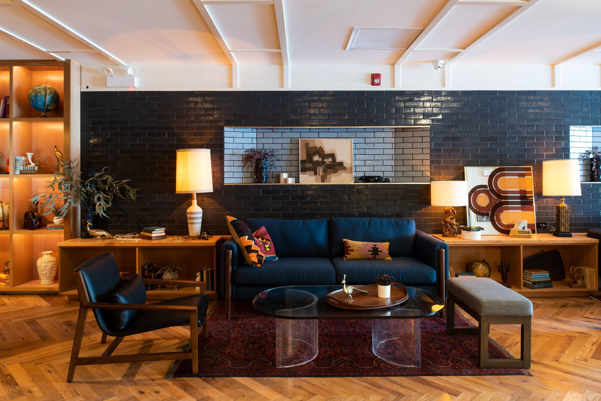 Inside River North's newly opened Found Hotel Hotel