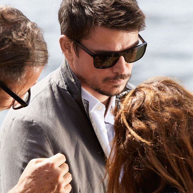 #mulpix Josh Hartnett captured by Bruce Weber during Photoshoot for Marc O'Polo@Spring 2016 campaign.   #JoshHartnett  #marcopolo  #behindthescenes  #followyournature  #SS16