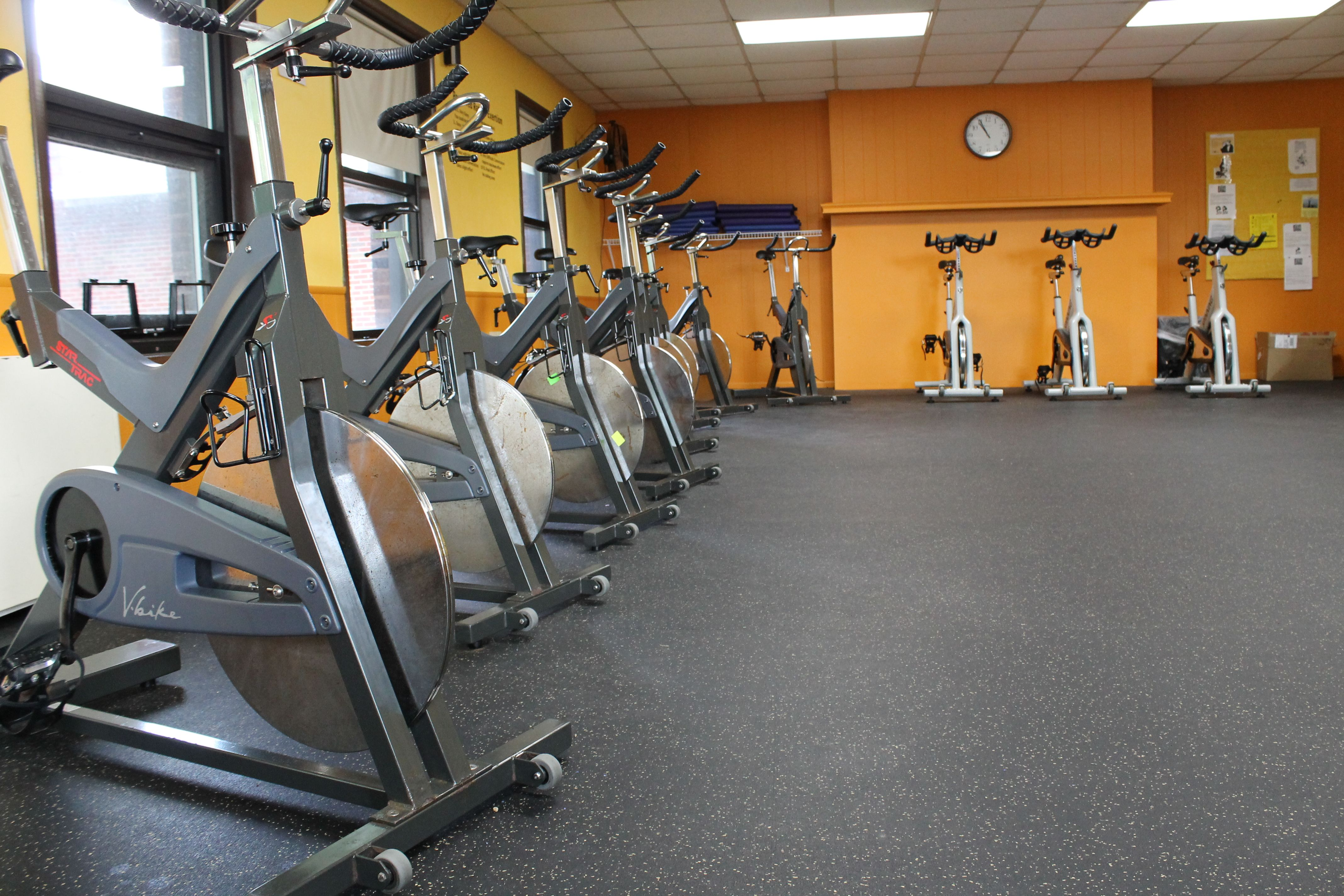 3 8 4 X25 In Stock Rubber Flooring Great In Any Fitness Center
