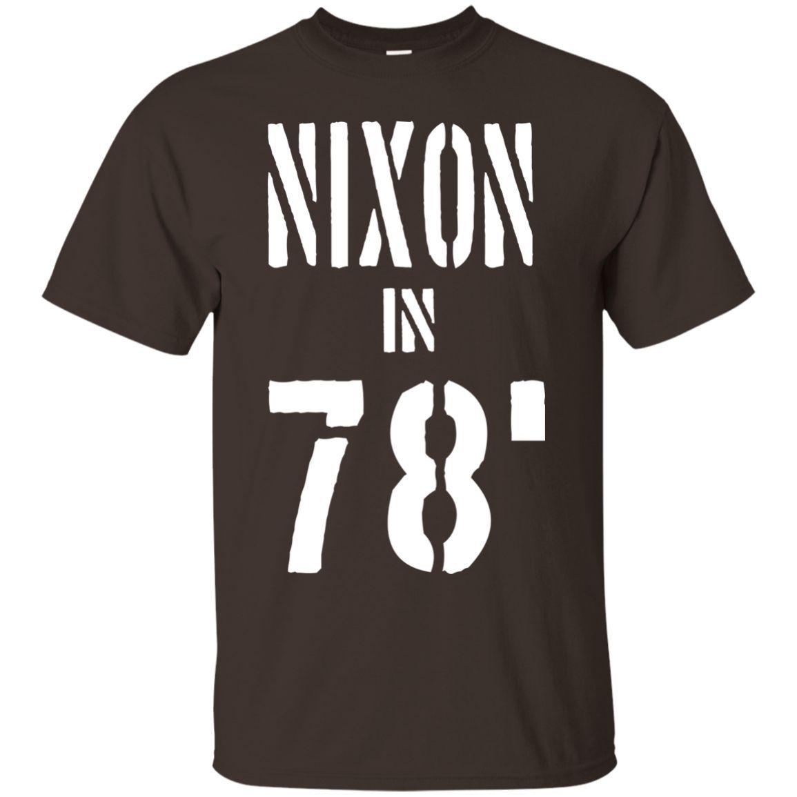 nixon 78 tshirt