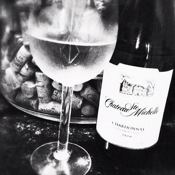 Chardonnay!