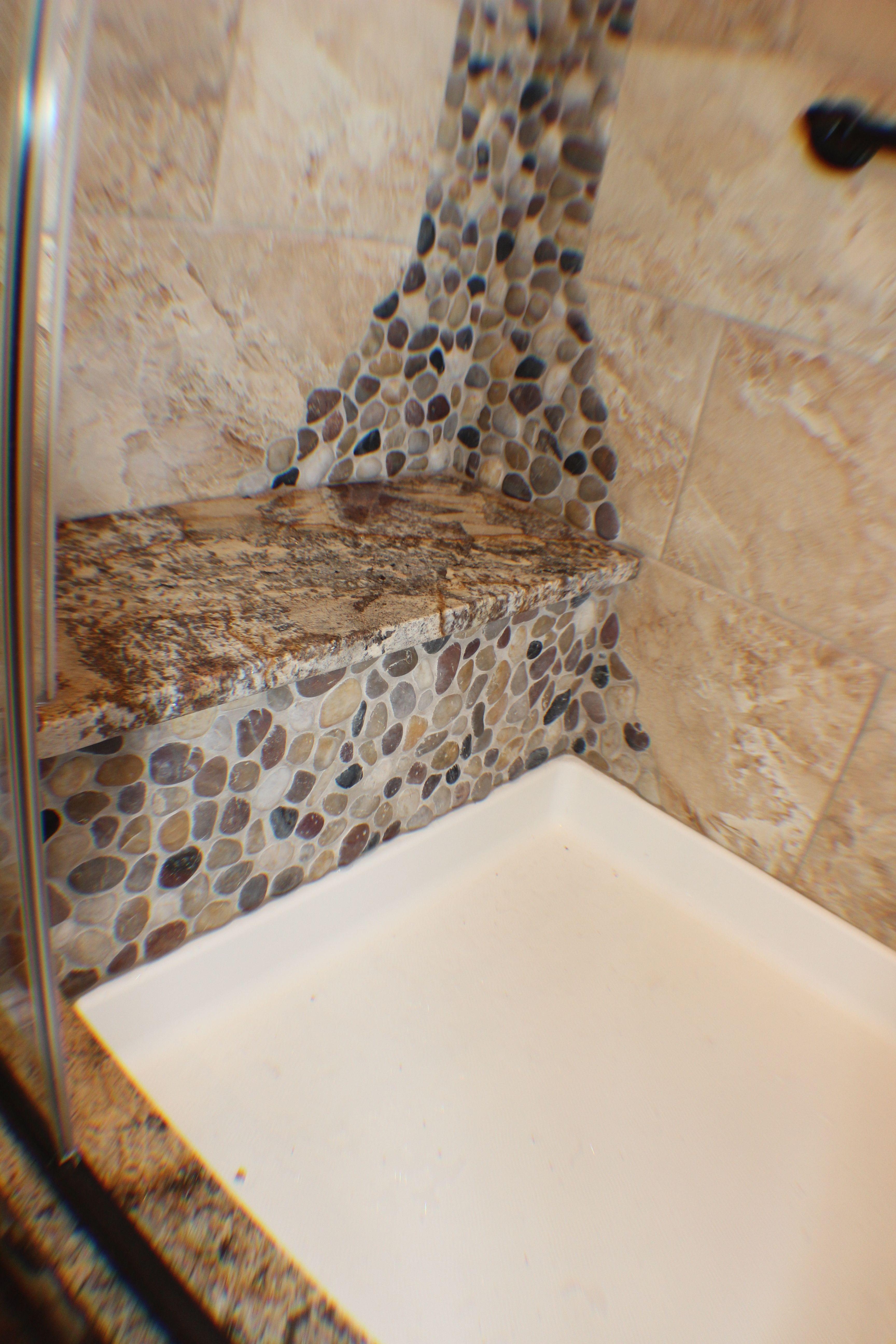 Pin by Budget Bath Inc. on River Rock Cute house, Bath