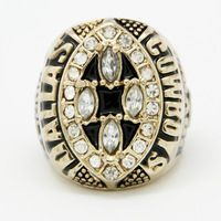 Bottom Price for 1994 Super Bowl Replica Dallas Cowboys Championship Ring for Fans