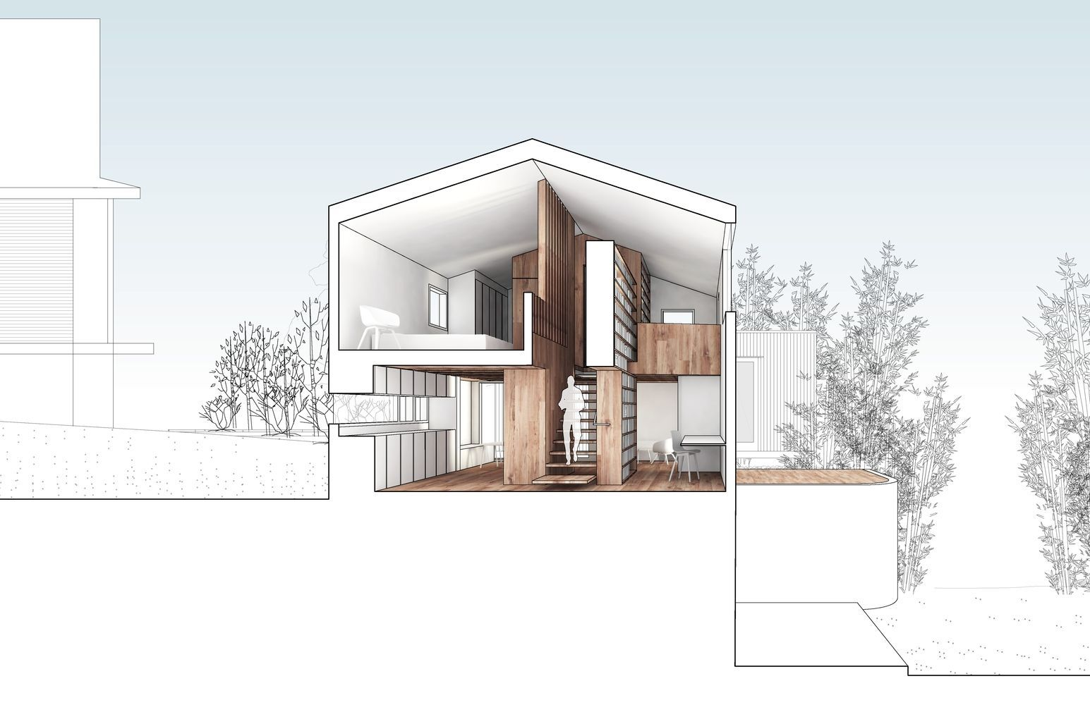 Home Design Architectural Drawing With Images Architecture Drawing