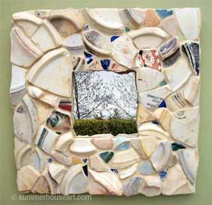 Mosaic Post Gallery | Summerhouse Art