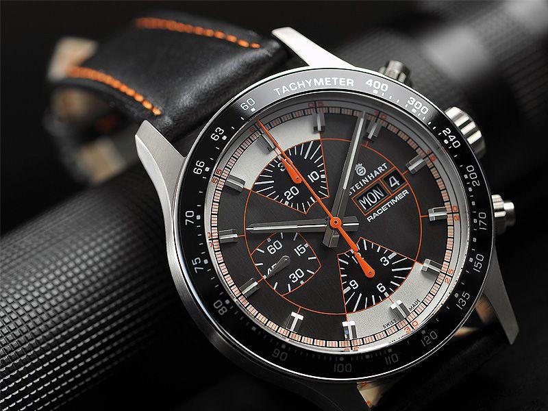 17 best images about steinhart watches german design swiss steinhart racetimer black steinhart watches mens luxury watch steinhart divers marine aviation