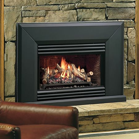 Kingsman Vfi25 Vented Gas Fireplace Insert Gas Fireplace Insert Fireplace Inserts Indoor Gas Fireplace