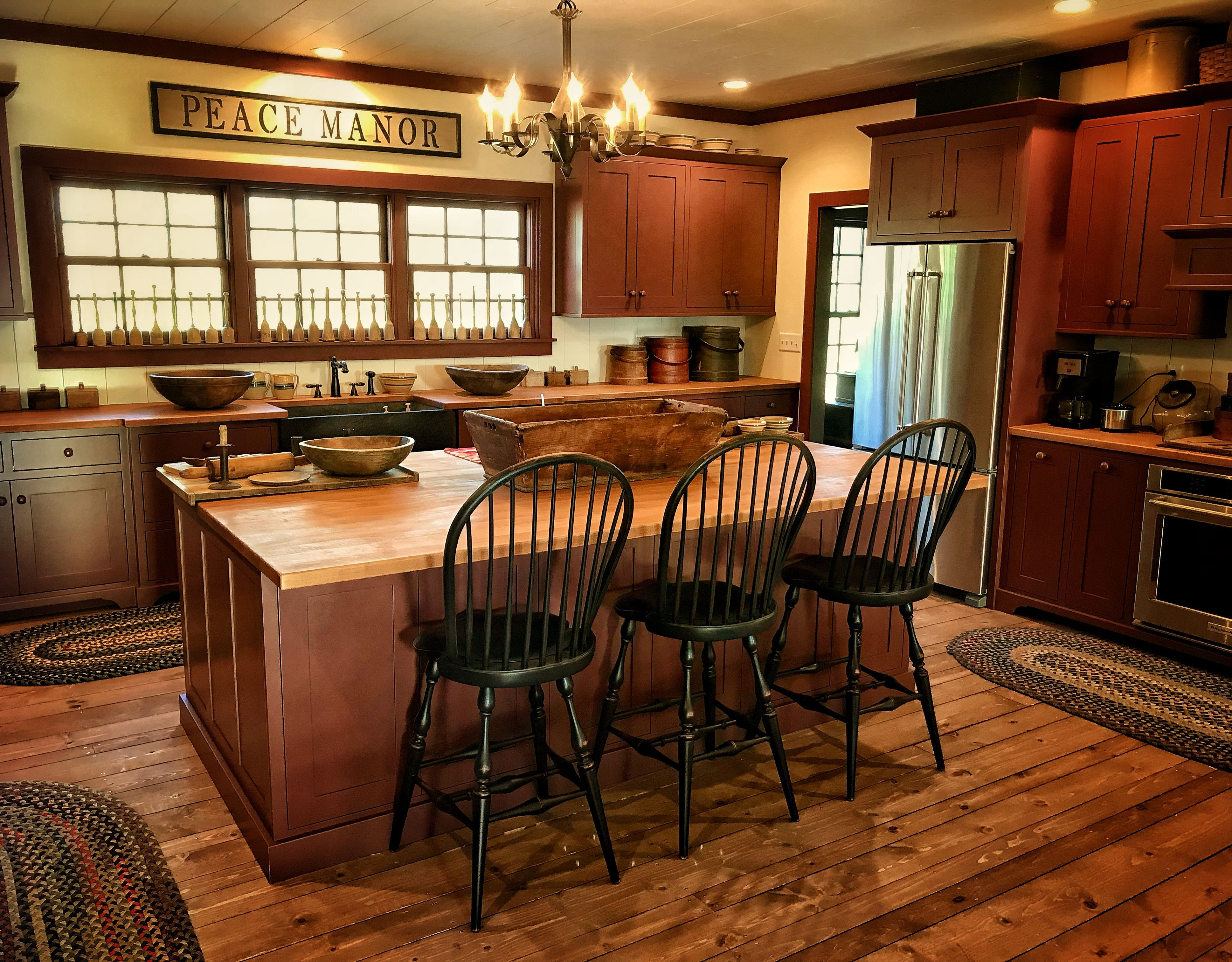 Traditional Country Kitchens Design Ideas That Are ...