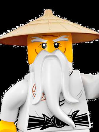Master Wu Lego Ninjago Ninjago Lego