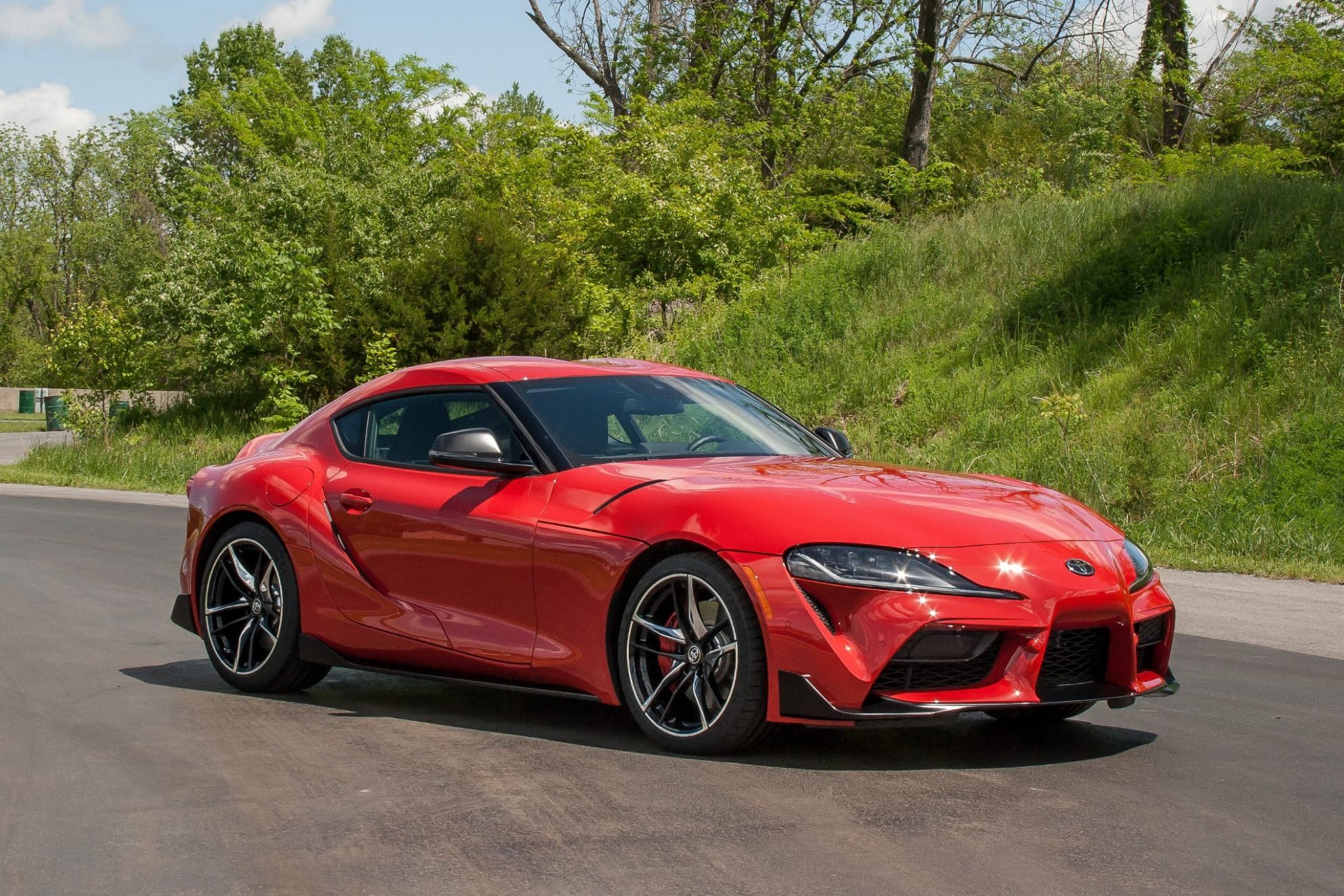 110 Toyota Supra 110 10 Premium Launch Edition Price Interior And In 2020 Toyota Supra Cool Sports Cars New Toyota Supra