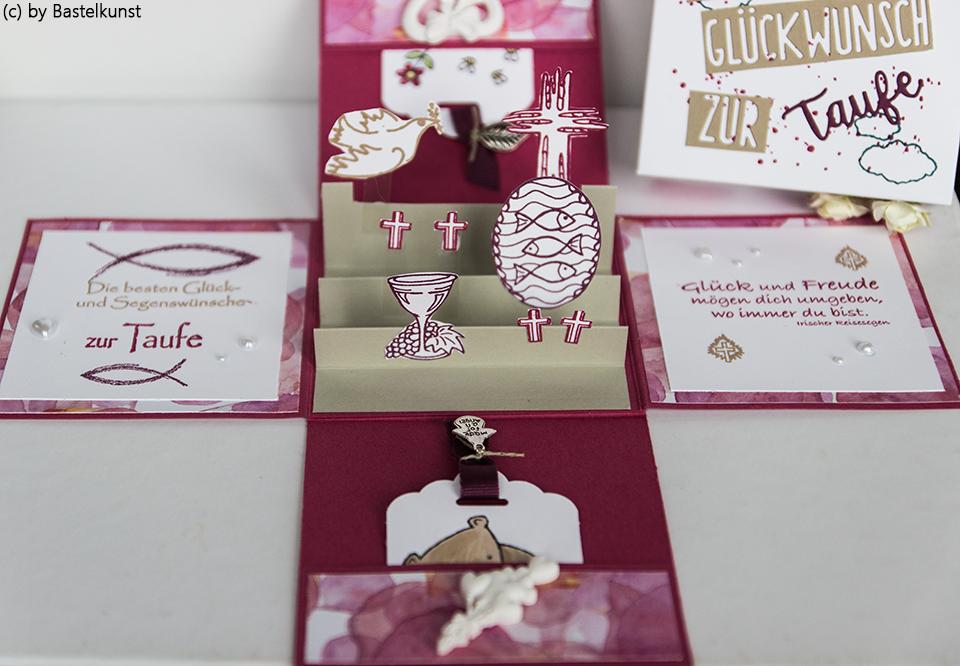 Fb Bastelkunst Stampin Up Basteln Verpackung Geschenk