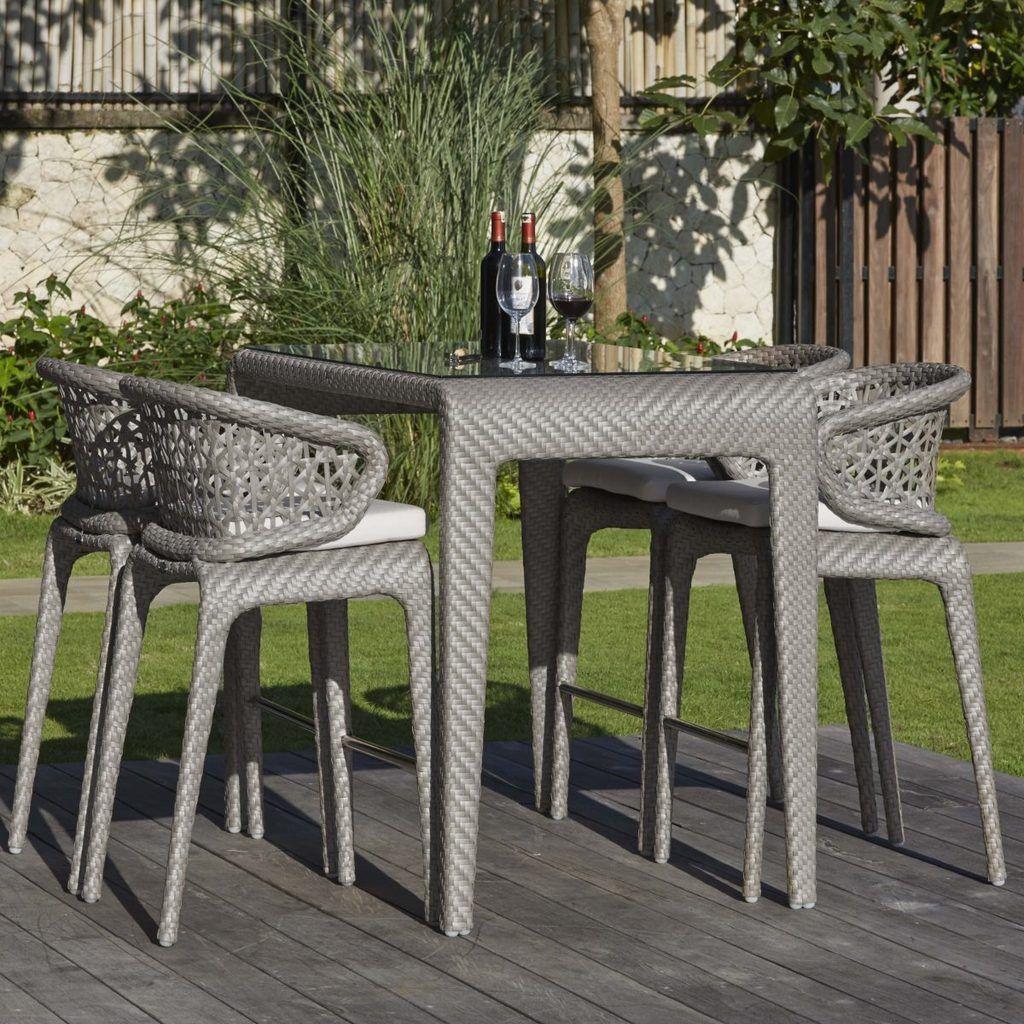 Journey Rectangular Bar Table By Skyline Bar Table Bar Table Sets Patio Bar Set