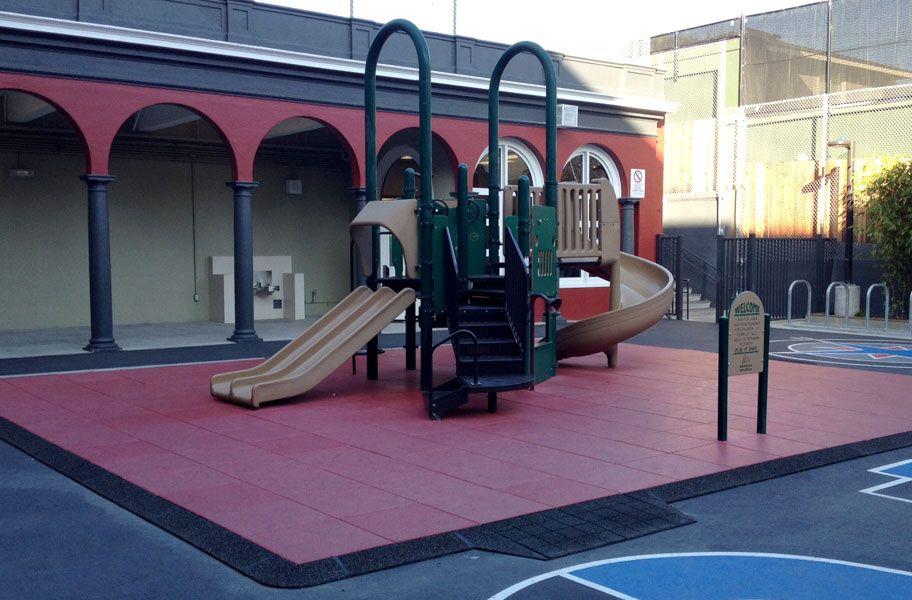 Jamboree Playground Tiles Gardening Child Playground