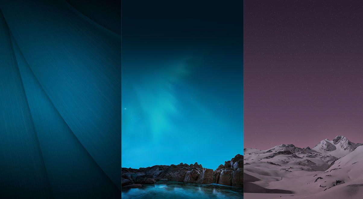 Vivo X7 Stock Wallpapers Download In Full HD