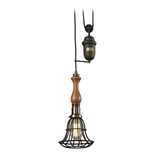 Elk Lighting Mini Pendant Light | 14232/1 | Destination Lighting