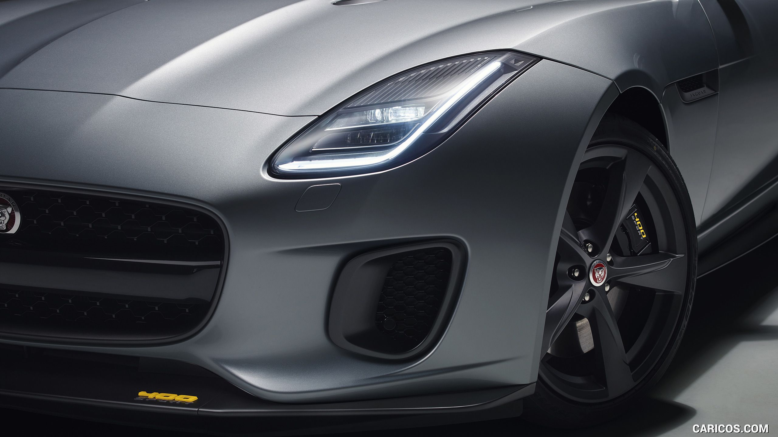 The jaguar f type 400 sport reveals the performance car s first refresh