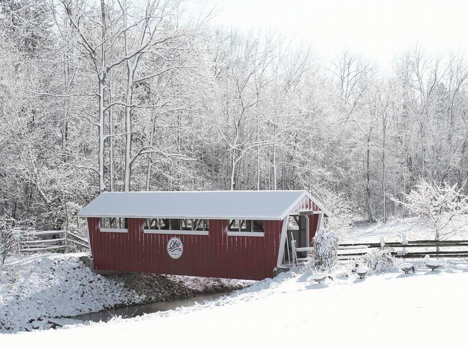 Defiance Ohio Christmas Gifts 2020 Defiance, Ohio | Defiance ohio, Covered bridges, Ohio