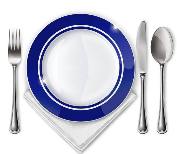 Assiettes Page 2 Plates Knife And Fork Kitchen Logo