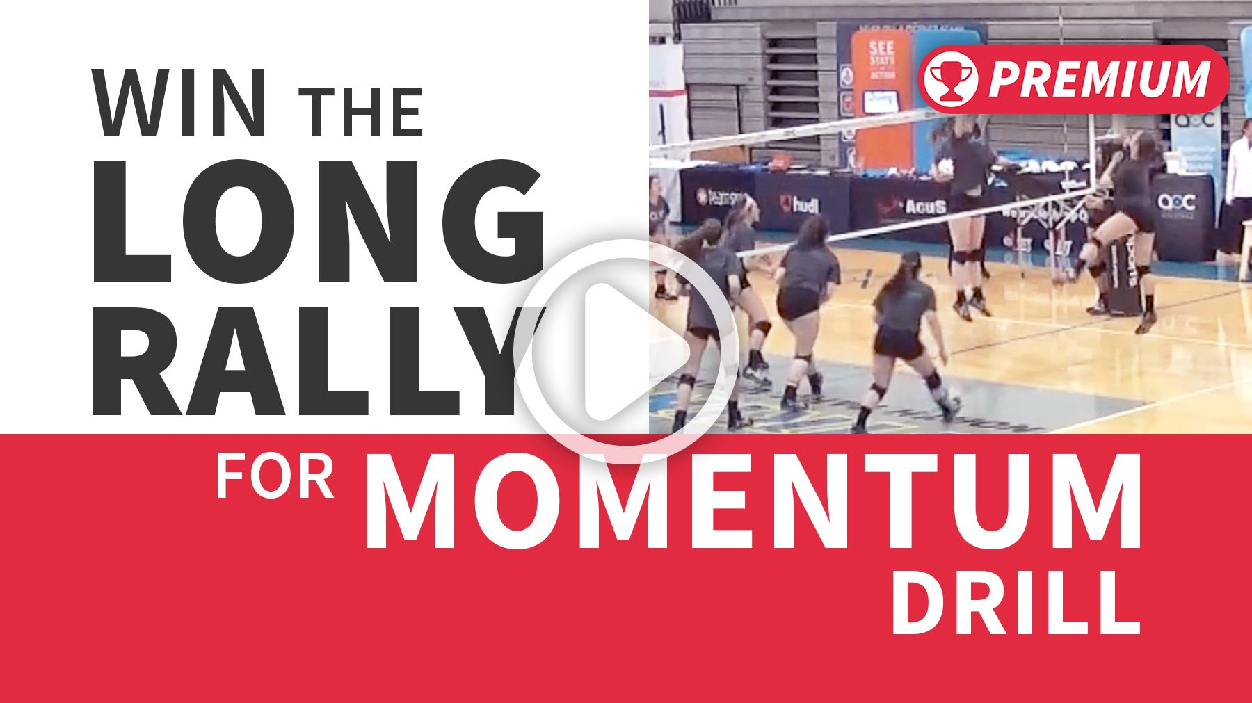 Momentum Drill For The Long Rallies The Art Of Coaching Volleyball Coaching Volleyball Drill Volleyball