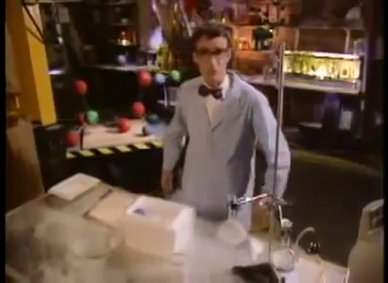 Bill Nye The Science Guy Amp Phases Of Matter